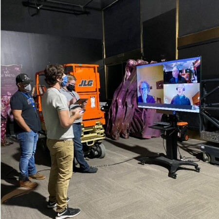 Lending a Hand: Museum EXP Leads Remote Deinstall for TePapa