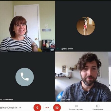 AMM Webinar: Creative Ways to Make Deadlines While Collaborating fromHome